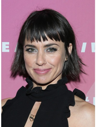 Constance Zimmer Short Cut With Bang Wig