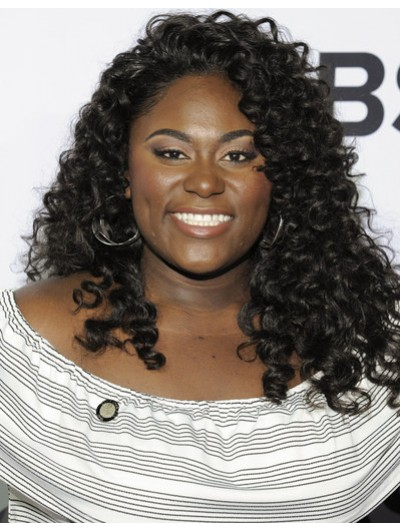 Danielle Brooks Long Curls Wig