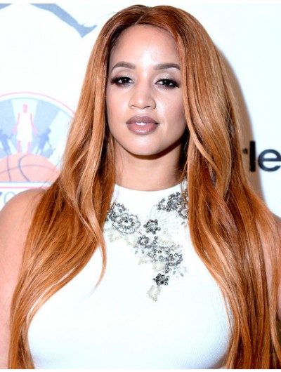 Dascha Polanco Long Straight Cut Wig
