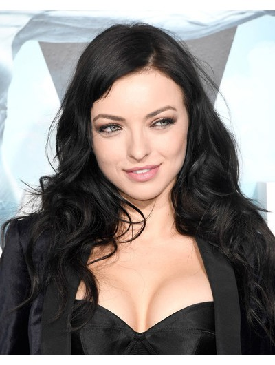 Francesca Eastwood Long Wavy Wig