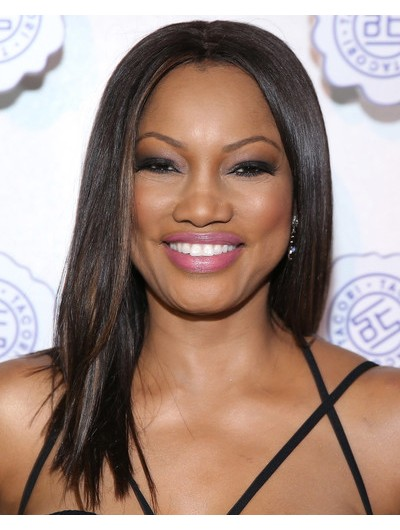 Garcelle Beauvais Long Straight Cut Wig