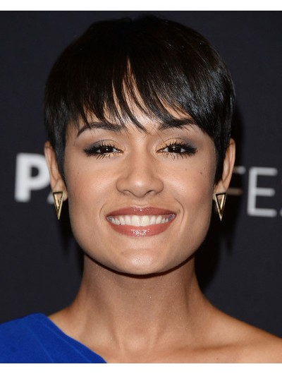 Grace Gealey Boy Cut Wig