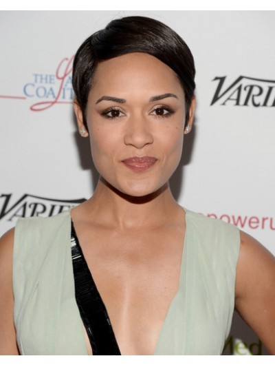 Grace Gealey Short Side Part Wig