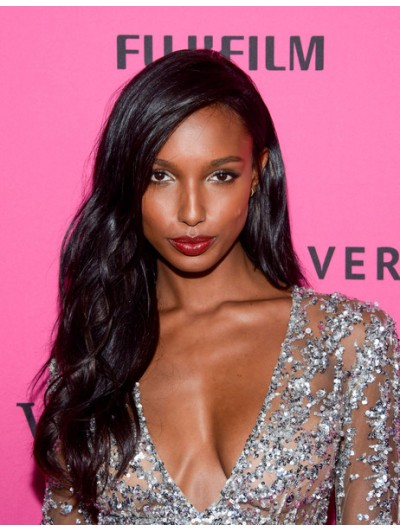 Jasmine Tookes Long Wavy Cut Wig