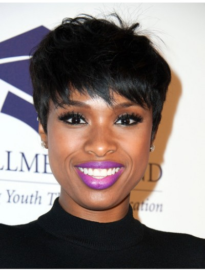 Jennifer Hudson Layered Razor Cut Wig