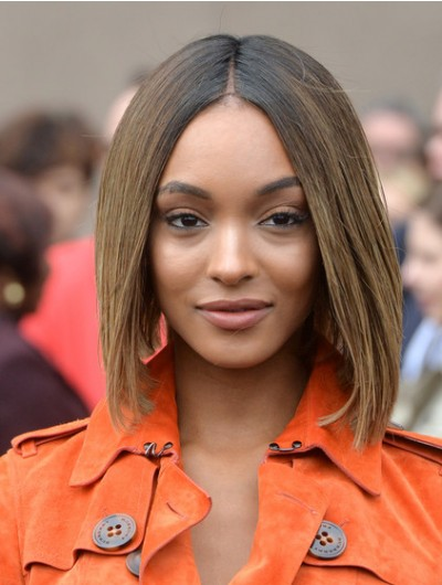 Jourdan Dunn Graduated Bob Wig