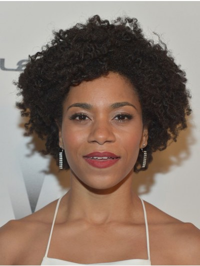 Kelly McCreary Short Curls Wig