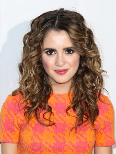 Laura Marano Long Curls Wig