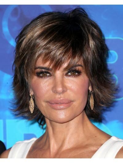 Lisa Rinna Layered Razor Cut Wig