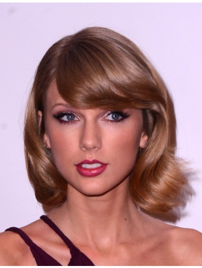 Taylor Swift Short Wavy Wig