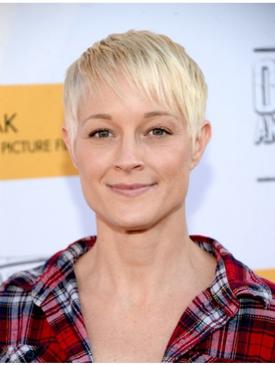 Teri Polo Pixie Capless Short Wig