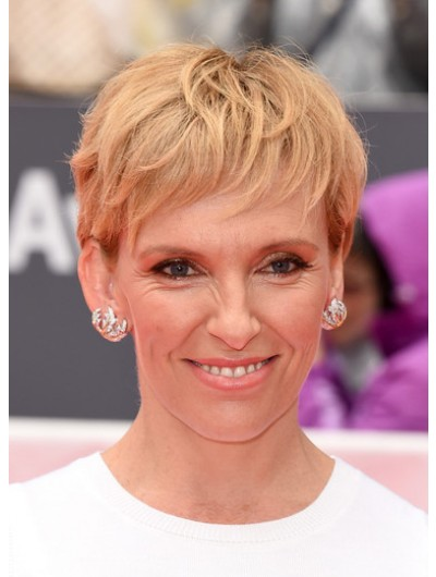 Toni Collette Pixie Synthetic Wig