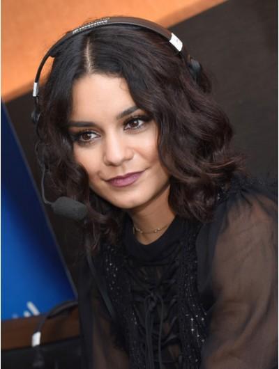 Vanessa Hudgens Long Wavy Medium Wig