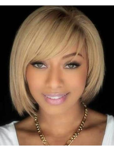 Short Bob Hairstyles Wig For Black Women