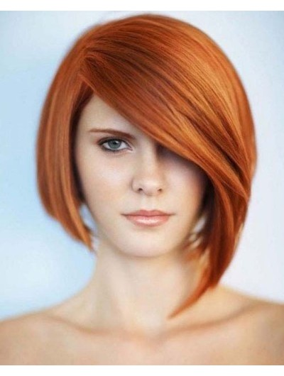 Short Bob Hairstyles Synthetic Wig For Women