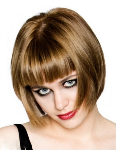 Chin Length Bob Capless Chin Length Wig