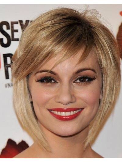 Design Ideas Short Haircuts Layered Bob Wig