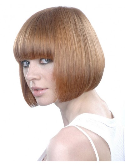 Chin Length Bob Capless Synthetic Wig