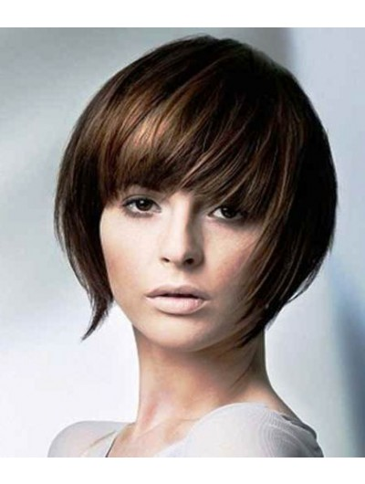 Best Bob Cuts For Round Faces Wig