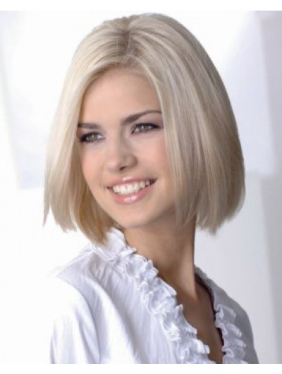 Short Bob With Softened Ends Wig