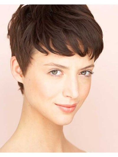 Cute Girl Hairstyles With Short Hair Wig