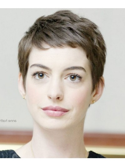 Cute Pixie Haircuts Hairstyle Wig