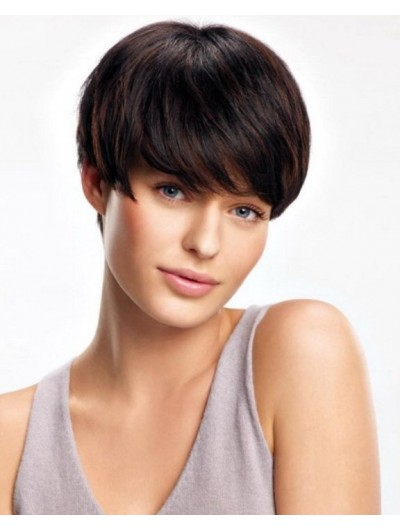 Demi Moore Look Capless Short Wig