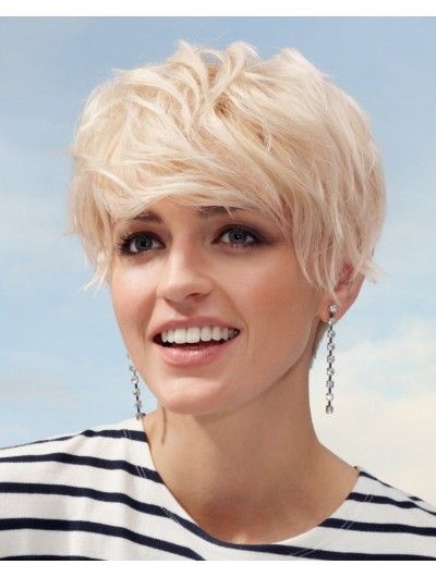 Easy Going Pixie Capless Cropped Wig