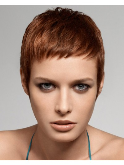 Pixie Cut Capless Short Synthetic Wig