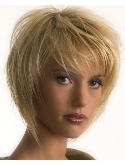 Short Hairstyles Face Framing Wig