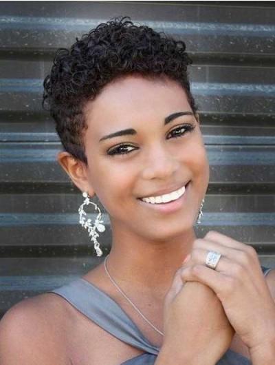 Trendiest Short Hairstyles For Black Ladies Wig