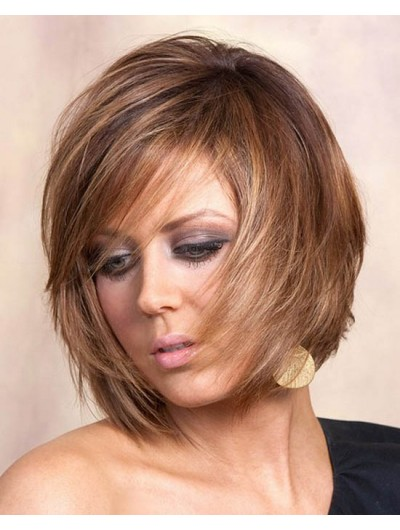 Short To Medium Hairstyles Pictures Wig