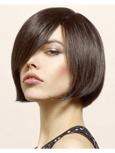 Soft Lines With A CurveRemy Human Hair Wig