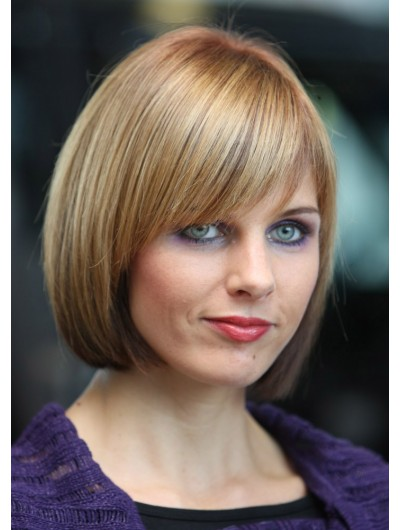 Timeless Hairstyle Straight Capless Wig