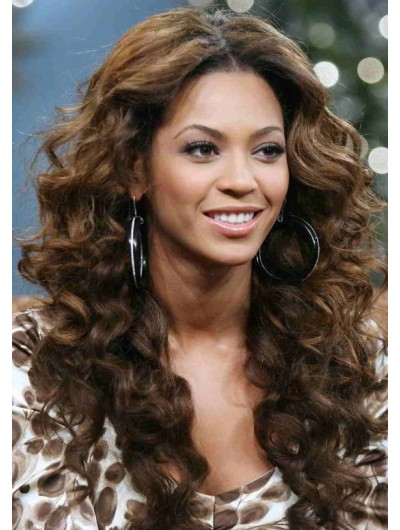 Beyonce Curly Hairstyles For Long Hair Wig