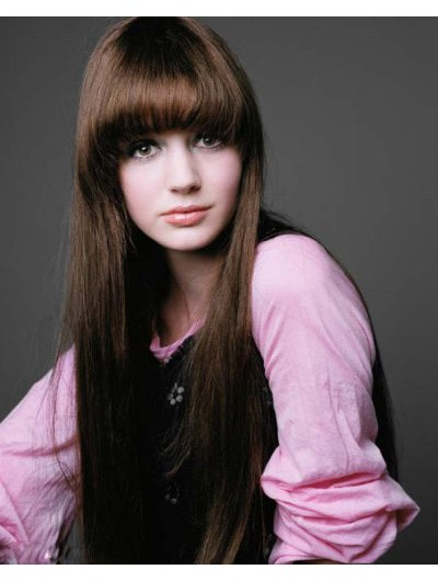 Coupe Jane Birkin Capless Long Wig With Bangs Buy Long Wigs