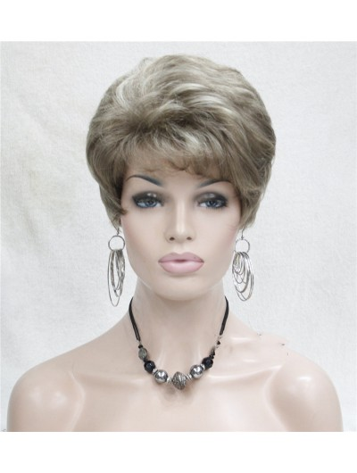 Very Short Hairstyles For Women Synthetic Straight Hair